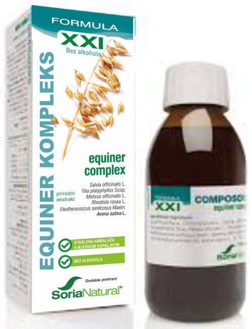 EQUINOR COMPLEX XXI slika