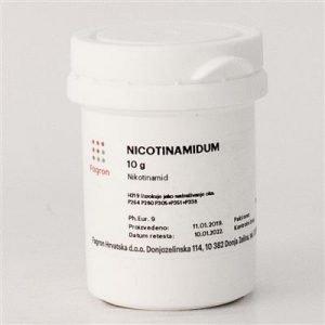 Nikotinamid 10 g Fagron