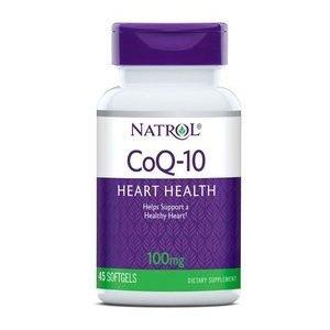 koenzim-q10-natrol-kapsule